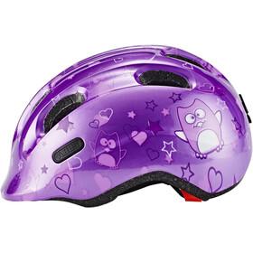 ABUS Smiley 2.0 Kypärä Lapset, purple star